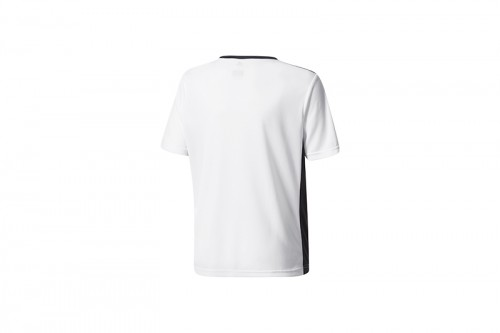 Camiseta adidas ENTRADA 18 Blanca