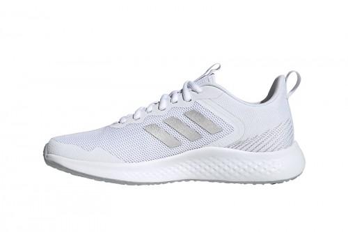Zapatillas adidas FLUIDSTREET Blancas