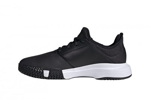 Zapatillas adidas GameCourt Tennis Negro