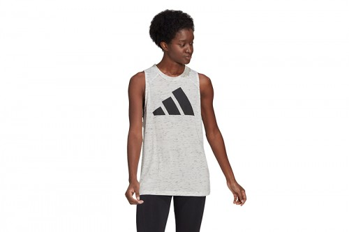 Camiseta adidas SPORTSWEAR WINNERS 2.0 blanca