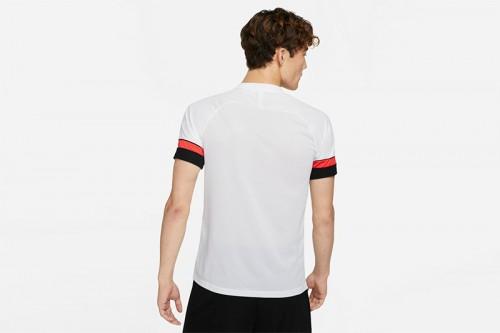 Camiseta Nike Dri-FIT Academy blanca