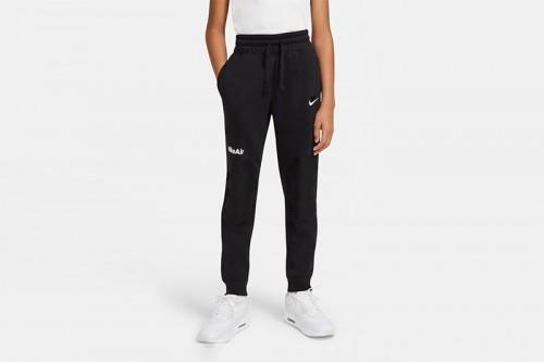 Pantalón Nike Air Big Kids Pants negro