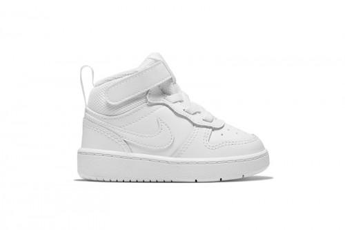 Zapatillas Nike Court Borough Mid 2 Blancas