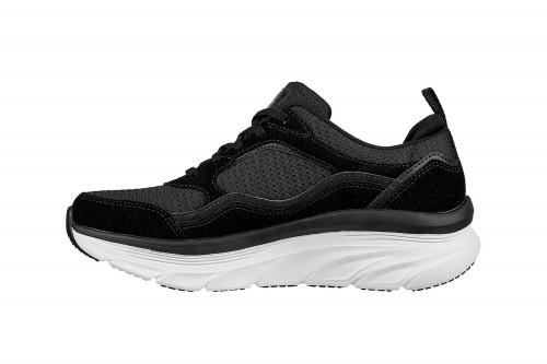 Zapatillas Skechers D'LUX WALKER - NEW MOMENT Negras