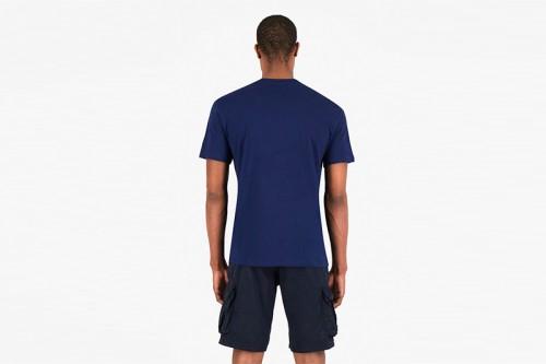 Camiseta Champion 1967 ARCHIVE GRAPHIC PRINT CREW azul