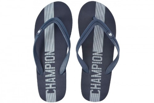 Chanclas Champion Slipper BIG CLASSIC EVO Azules