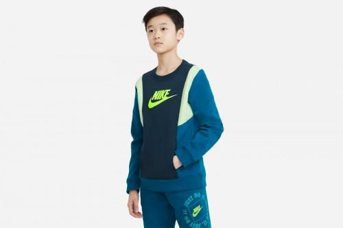Sudadera Nike Sportswear Amplify Azul
