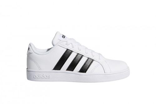 Zapatillas adidas Baseline K Blancas