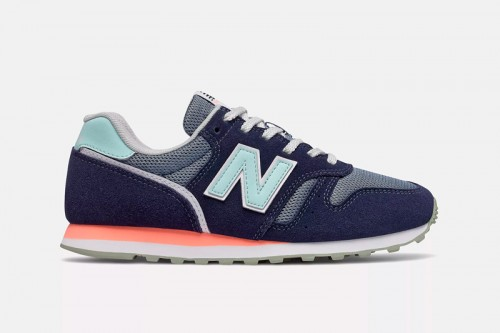 Zapatillas New Balance 373 Azules Marino