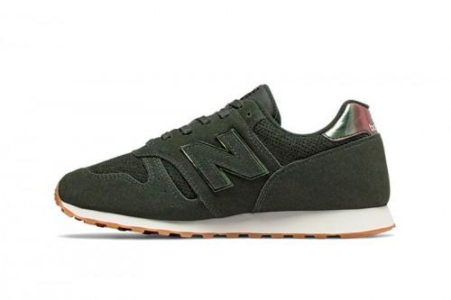 Zapatillas New Balance 373 Verdes