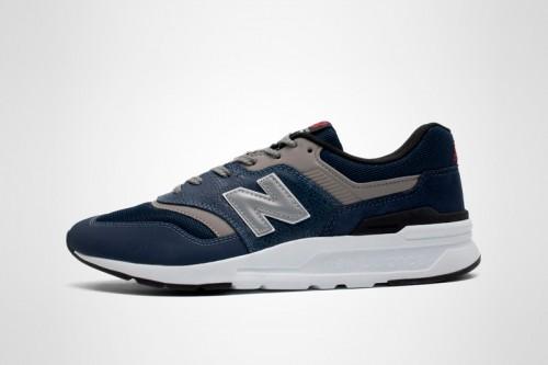 Zapatillas New Balance 997 Azul Marino