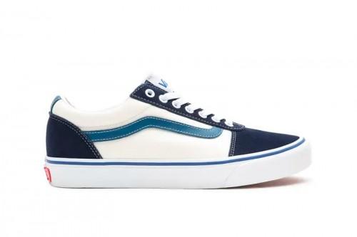 Zapatillas Vans Ward Azules