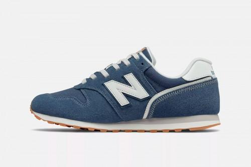 Zapatillas New Balance 373v2 Core Classic Azules