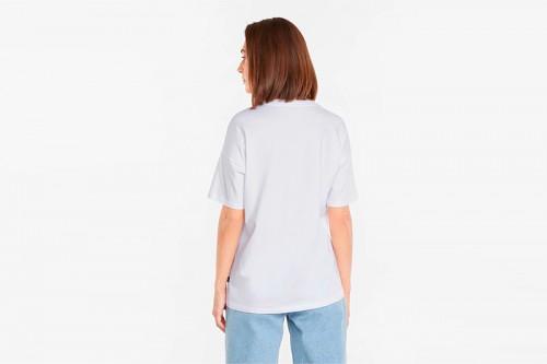 Camiseta Puma HER blanca
