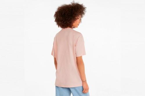 Camiseta Puma HER rosa