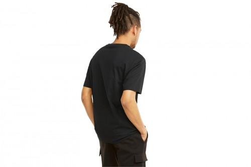 Camiseta Puma RAD/CAL negra