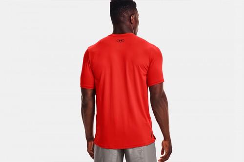 Camiseta Under Armour Rush Energy roja