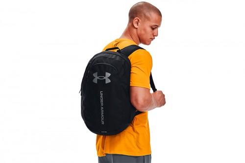 Mochila Under Armour Hustle Lite Backpack negra