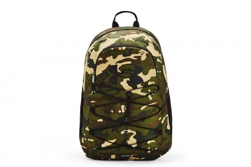 Mochila Under Armour Hustle Sport Backpack Camuflaje