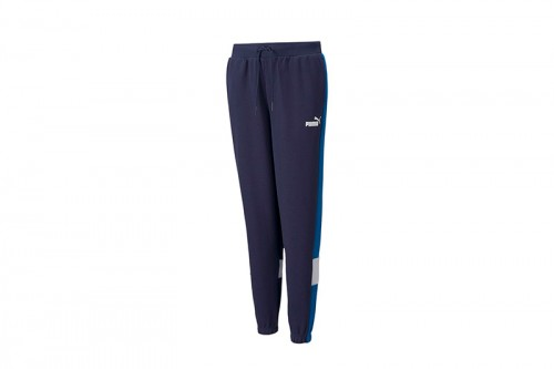 Pantalón Puma Colorblock azul