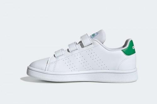 Zapatillas adidas ADVANTAGE Blanco
