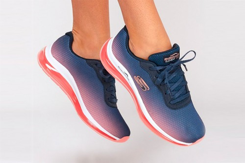 Zapatillas Skechers AIR ELEMENT 2.0 azules