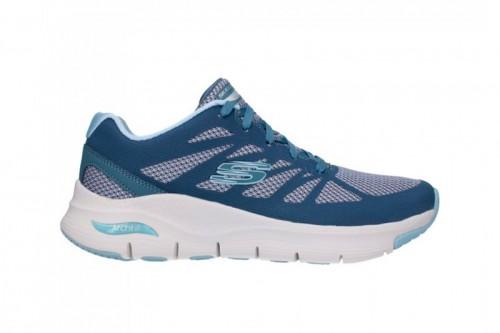 Zapatillas Skechers ARCH FIT - VIVID MEMORY Azules