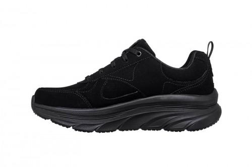 Zapatillas Skechers D'LUX WALKER- PURE PLEASURE Negras