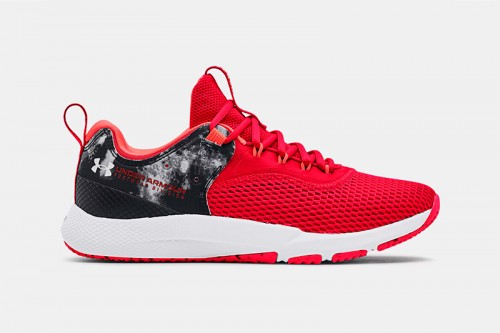 Zapatillas Under Armour Charged Focus Rojas