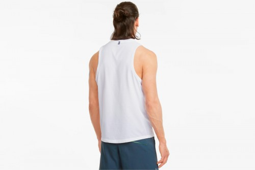Camiseta Puma COOLadapt Blanca