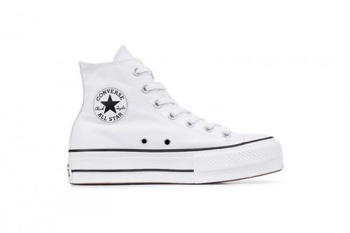 Zapatillas Converse Chuck Taylor All Star Lift Blancas