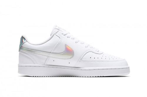 Zapatillas Nike Court Vision Low Blancas
