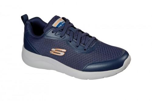 Zapatillas Skechers DYNAMIGHT 2.0 - FULL PACE Azul Marino