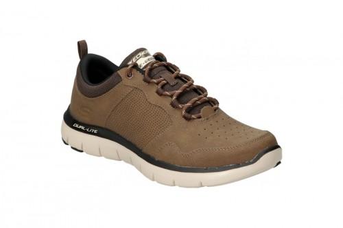 Zapatillas Skechers FLEX ADVANTAGE 2.0- DALI Marrones