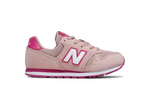 Zapatillas New Balance 373 Rosas