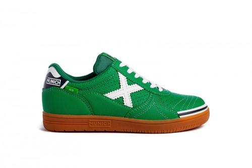 Zapatillas Munich G-3 KID PROFIT 160 Verdes
