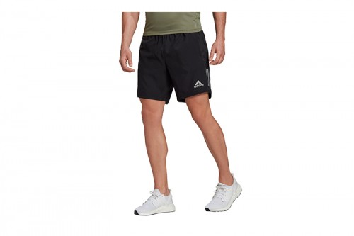 pantalones cortos adidas OWN THE RUN negros