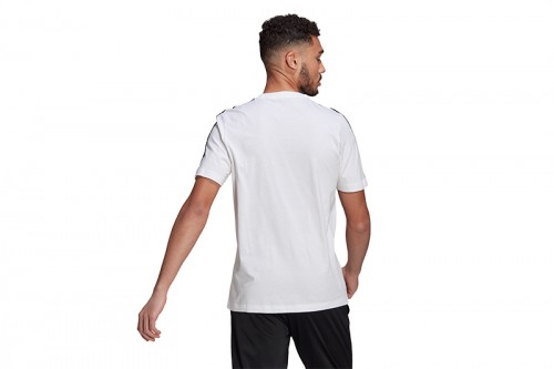 Camiseta adidas 3-STRIPES blanca