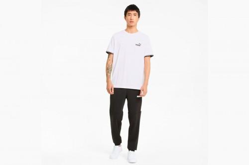 Camiseta Puma AMPLIFIED Tee Blancas