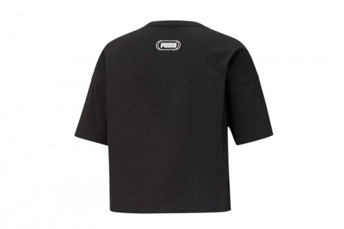 Camiseta Puma Rebel Fashion Tee Negras