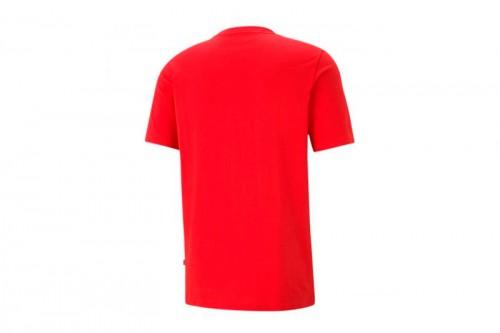 Camiseta Puma Rebel High Risk Rojas