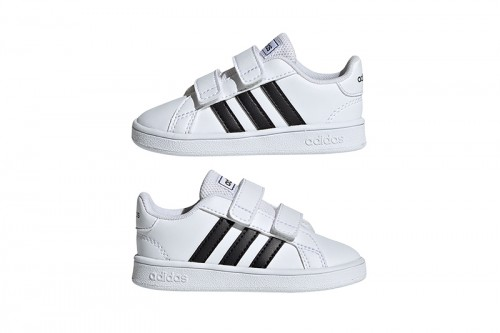 Zapatillas adidas GRAND COURT I Blancas