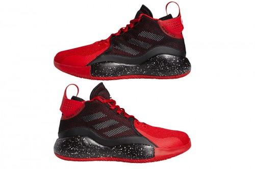 Zapatillas adidas D Rose 773 2020 Rojas