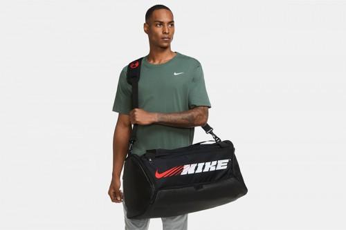 Bolsa deportiva Nike Brasilia negra
