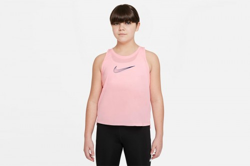 Camiseta Nike Dri-FIT Trophy Rosa