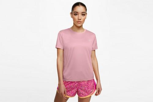 Camiseta Nike Miler rosa