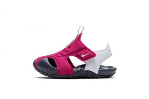 Chanclas Nike Sunray Protect 2 Moradas