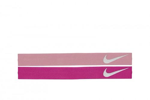 Cinta pelo Nike 2 PK WITH POUCH rosa