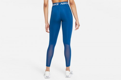 Mallas Nike Pro 365 Azules