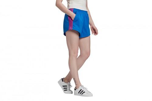 Pantalón adidas ADICOLOR 3D TREFOIL azul